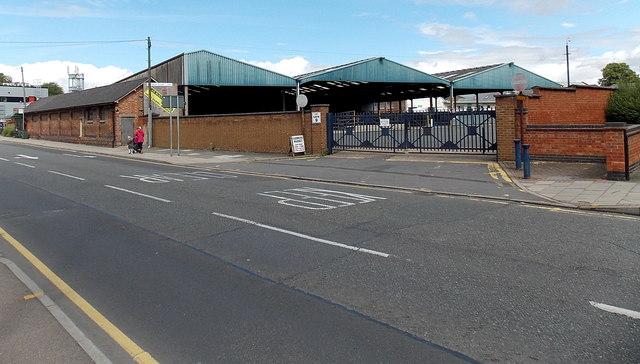 Gate 9, Melton Mowbray old market