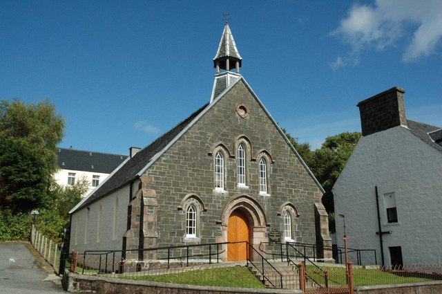 Free Presbyterian Church, Portree, Isle of Skye