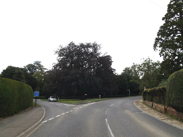 B1068 Lower Street, Higham