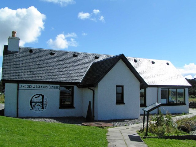 Land, Sea and Islands Centre, Arisaig