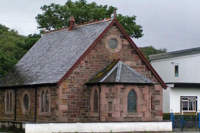 Sleat & Strath Free Church of Scotland, Kyleakin, Isle of Skye