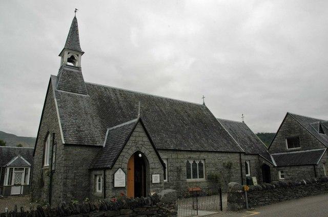 St Mary's, Glen Coe village, Scotland
