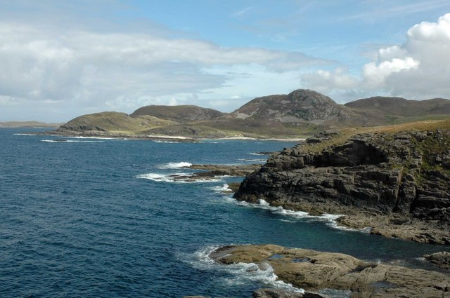 View from Ardnamurchan Point