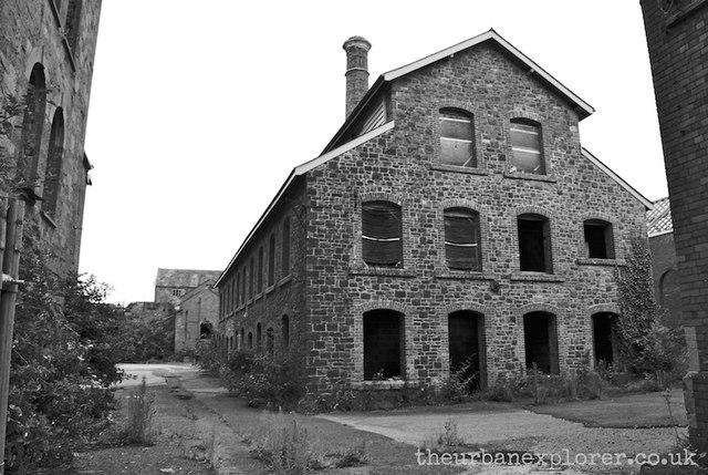 Tonedale Mill