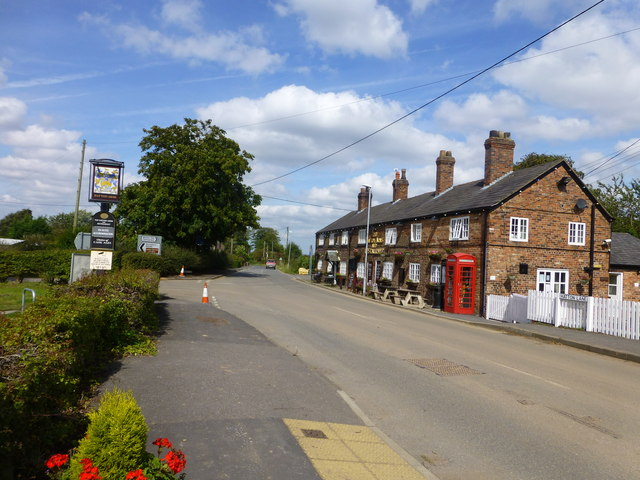 The Hatton Arms on Hatton Lane
