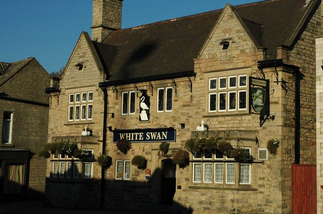 The White Swan, Market Place, Bolsover