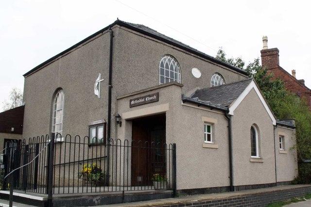 Barton Under Needwood Methodist Church