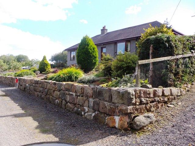 North Footie Cottage (west)