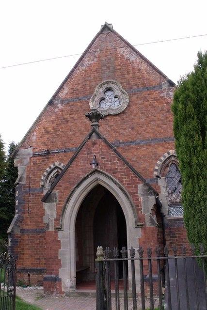 St Pauls Methodist Church, Woodmill, Burton on Trent
