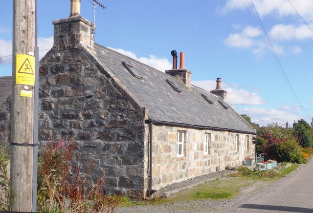 North Footie Cottage (East)