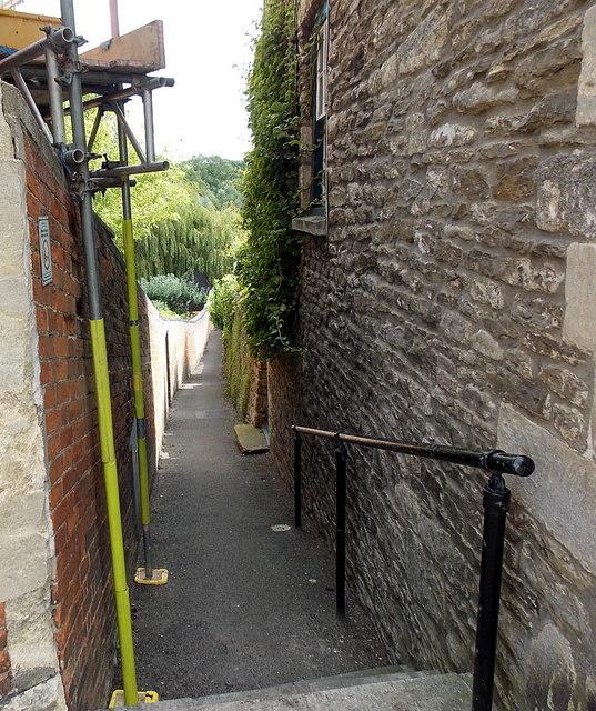 Brooky Lane, Malmesbury