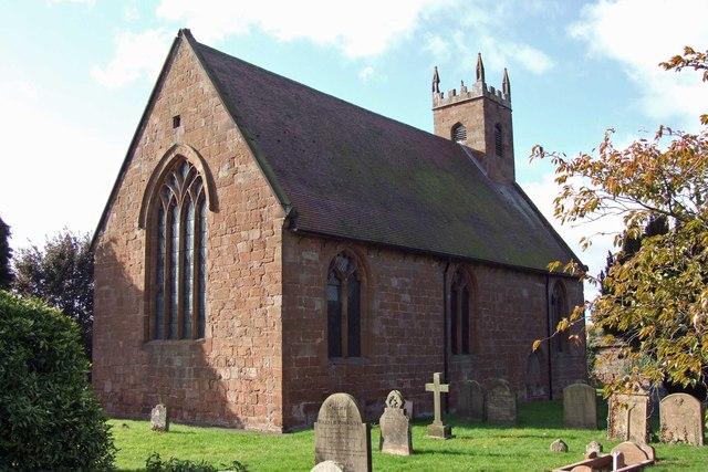 St Michael & All Angels Church, Maxstoke