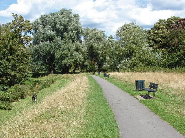 Borelli's Walk, Farnham