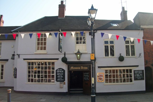 The Masons Arms, High Street, Solihull
