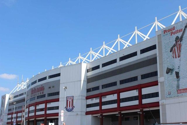 Britannia Stadium, Stoke on Trent