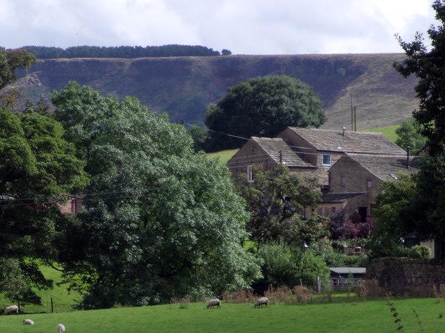 Farm Fold (Higher Chisworth)