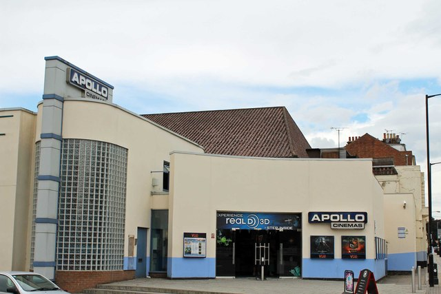 Apollo Cinema, Portland Place, Leamington Spa