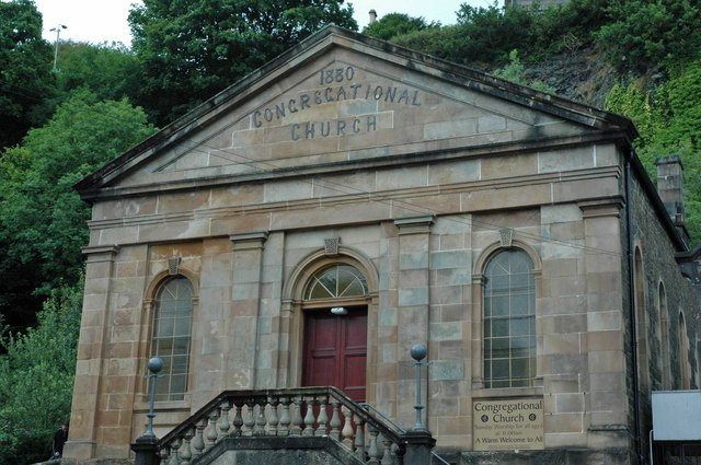 Congregational Church, Tweedale Street, Oban