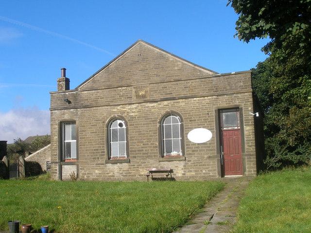 Hade Edge Methodist Church