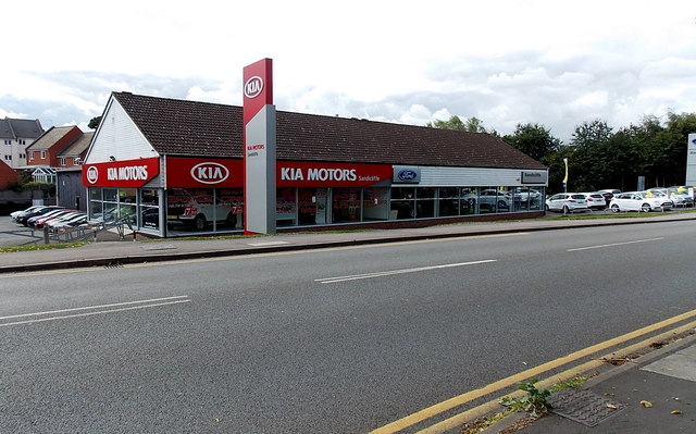 Kia Motors Sandicliffe, Melton Mowbray