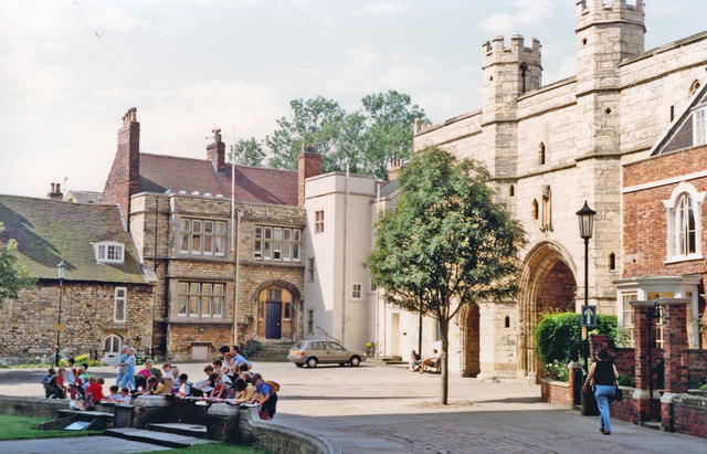 Lincoln: Exchequer Gate, 1992