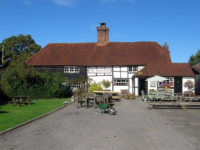 The Royal Oak, Wineham Lane, Wineham