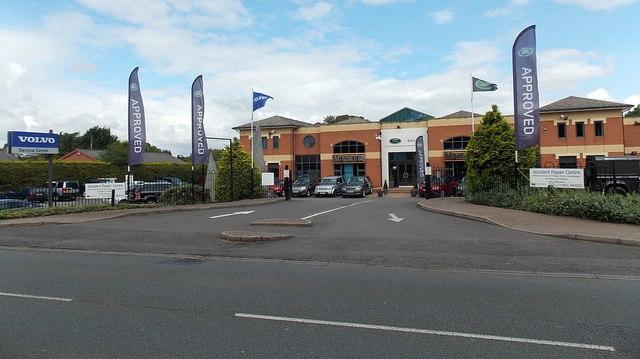 Land Rover House, Melton Mowbray