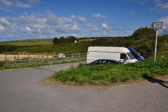 North Devon : Car Park