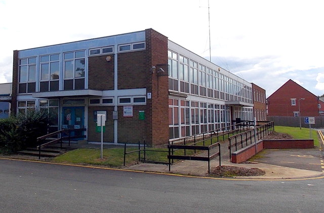 Leicestershire Probation Service office, Melton Mowbray