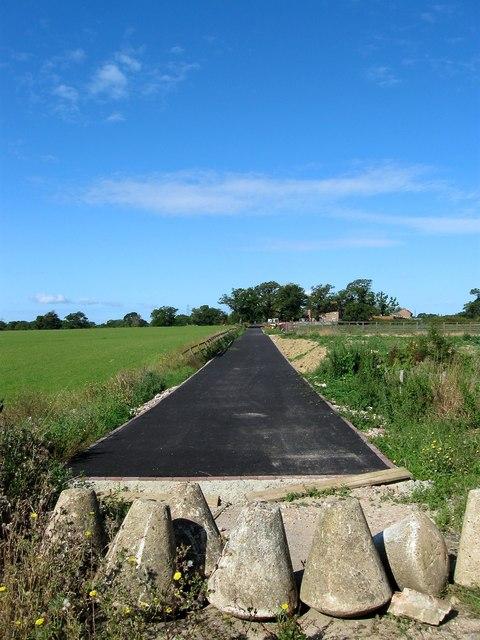 Drive, Twineham Grange
