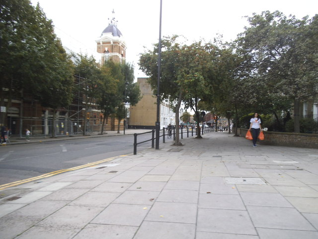 Liverpool Road, Islington