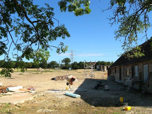 Site of Twineham Grange Farm