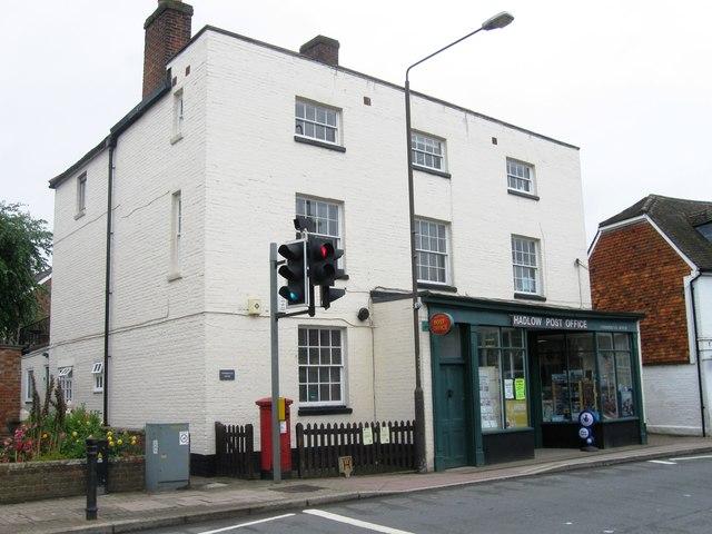 Hadlow Post Office