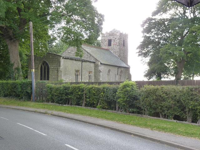 Church of St Leonard, Ragnall