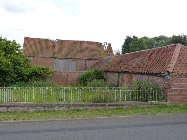 Barn and stables at Ragnall