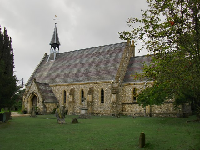 Parish church, Bledlow Ridge