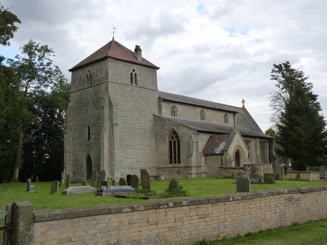 Church of St Gregory, Fledborough