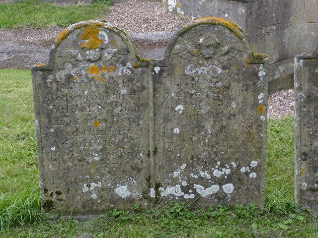 Gravestone, Church of St Gregory, Fledborough