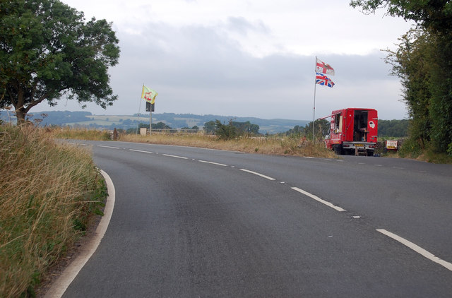 Bend on A29