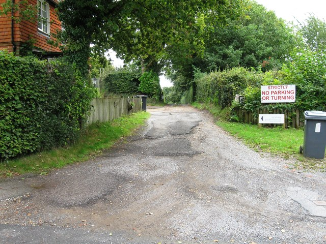 Access to Wilderness Farm