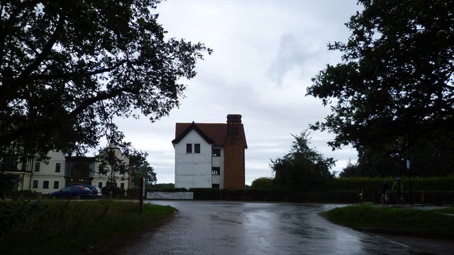 Queen Elizabeth I's Hunting Lodge in Epping Forest