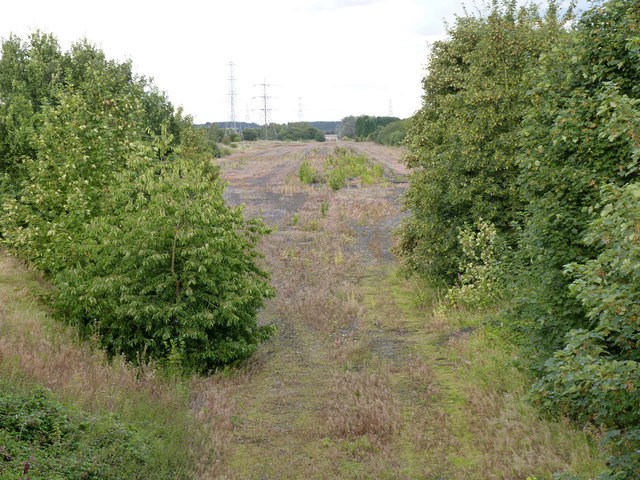 High Marnham Power Station sidings