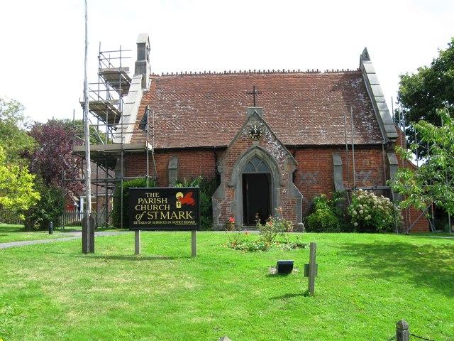 St Mark's Church, Mark Cross