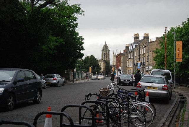 Trumpington St
