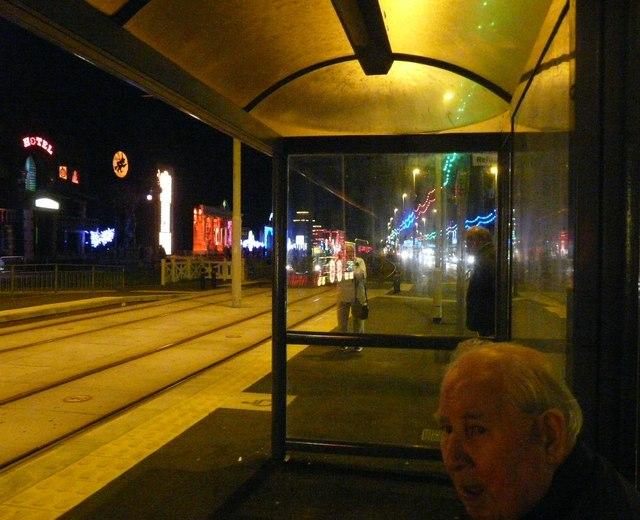 Cavendish Road Tram Stop