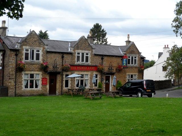 The Romer Arms, Newnham