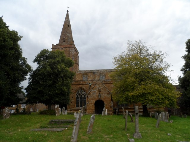 St Michael and All Angels, Newnham