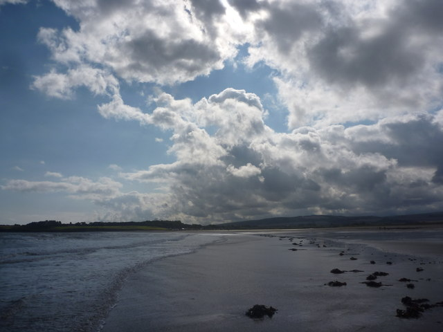 Coastal East Lothian ; More Clouds Over Belhaven