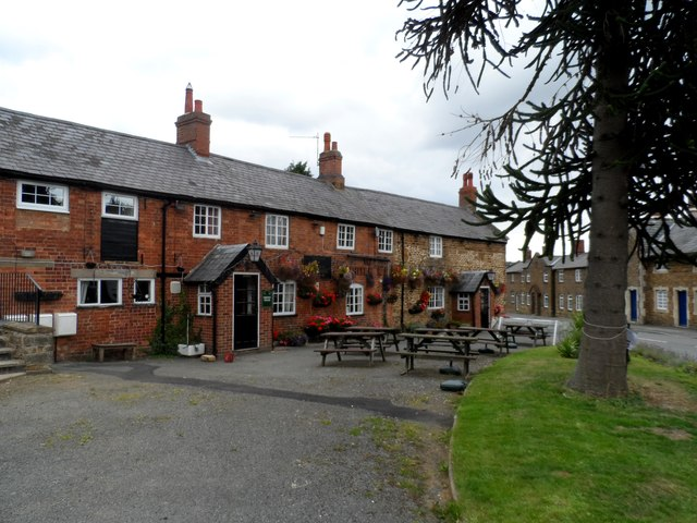 The White Horse pub, Norton