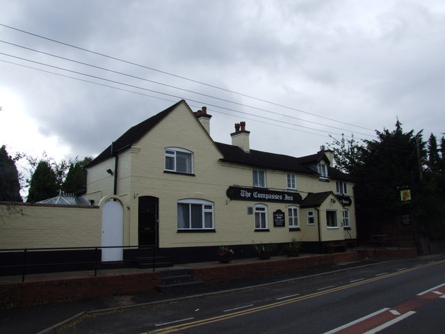 The Compasses Inn, Bayston Hill